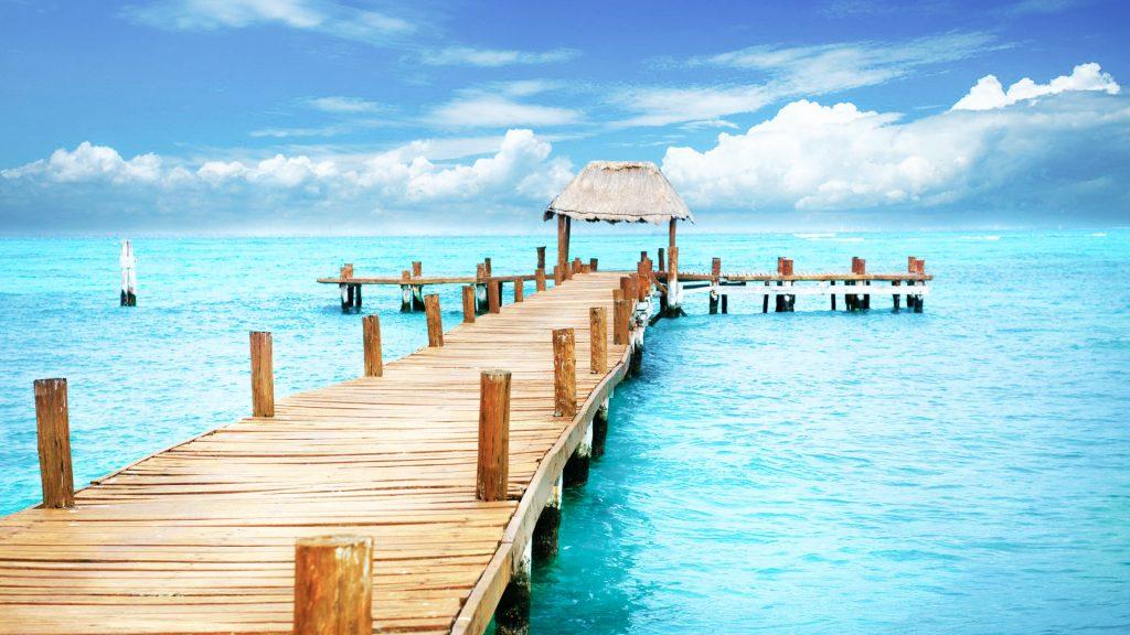 cancún-praia